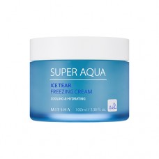 MISSHA Super Aqua Ice Tear Freezing Cream - Pleťový krém s chladivým účinkem (M4810)