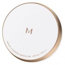 MISSHA M Magic Cushion Moisture SPF50+ PA+++ (No.21) - hydratační cushion make-up (M7540)