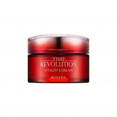 MISSHA Time Revolution Vitality Cream – vitalizující pleťový krém (M4524)