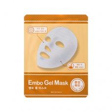 MISSHA Embo Gel Mask (Shining Bomb) – Rozjasňující Embo gelová pleťová maska (M5224)