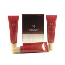 MISSHA M Perfect Cover BB Cream Trial Kit (No.21 / No.23 / No.27)  - 3x10ml (E1847)
