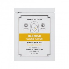 MISSHA Speedy Solution Blemish Clear Patch - Hydrokoloidní náplasti (M5927)