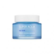 MISSHA Super Aqua Ice Tear Cream - Pleťový hydratační krém (M4773)