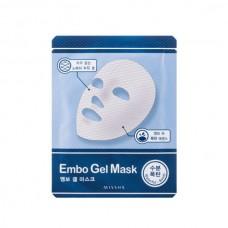 MISSHA Embo Gel Mask (Waterful Bomb) – Vysoce hydratační Embo gelová pleťová maska (M5223)