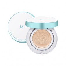 MISSHA M Magic Cushion Strobeam (Opal) – Cushion make-up s lehkou perletí (I5120)