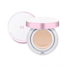 MISSHA M Magic Cushion Strobeam (Pink) – Cushion make-up s lehkou perletí (I5119)