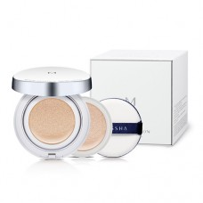 MISSHA M Magic Cushion Special Set 21+21(R)+Puff – Revoluční cushion make-up (M5941)